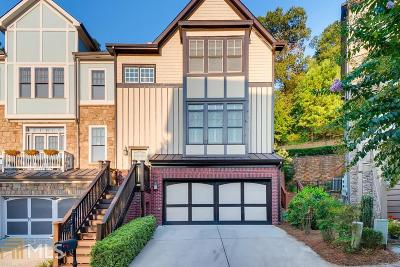 Atlanta Condo/Townhouse New: 1654 Gilstrap Lane NW