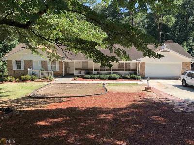 Stone Mountain Single Family Home New: 962 Rowland Rd