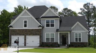 Cartersville Single Family Home New: 12 Greencliff Way