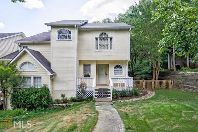Marietta Condo/Townhouse New: 914 Mill Stone Drive