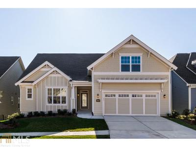 Gainesville Single Family Home New: 4027 Lavender Point
