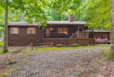 White County Single Family Home New: 110 Quail Pt