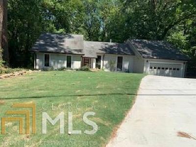 Atlanta Single Family Home New: 3425 Regalwoods