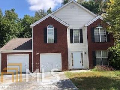 Jonesboro Single Family Home New: 9491 Rollinghills Dr