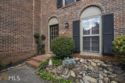 Sandy Springs Condo/Townhouse New: 417 The North Chace