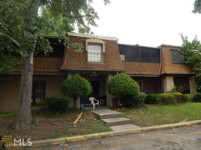 Lithonia GA Condo/Townhouse New: $91,000