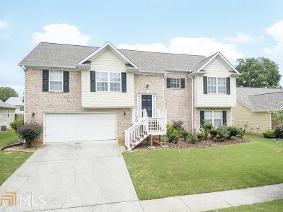 Loganville Single Family Home New: 3990 Savannah Ridge Trce