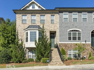 Smyrna Condo/Townhouse New: 4666 Pine St