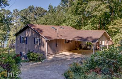 Gainesville Single Family Home New: 7025 Lakeside Pl