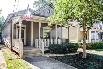 Atlanta Single Family Home New: 174 Estoria St