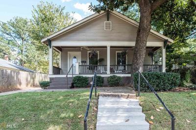 Single Family Home New: 205 Mayson Ave