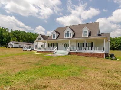Newnan GA Single Family Home New: $1,600,500