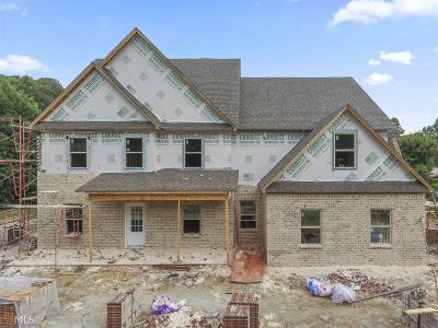 Lawrenceville Single Family Home New: 449 Fosters Cove Way