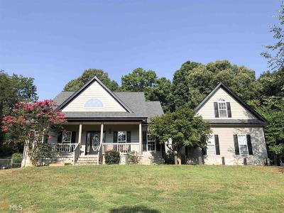 Cleveland Single Family Home New: 2830 Asbury Mill Rd
