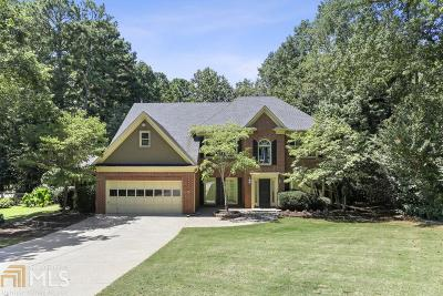 Alpharetta Single Family Home New: 220 Rose Meadow