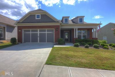 Griffin Single Family Home New: 314 Sweet Gum Dr