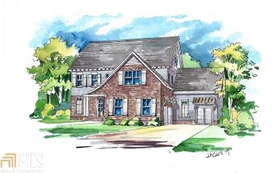 Marietta Single Family Home New: 3890 Lower Roswell Rd #Lot 2