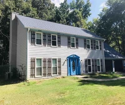 Clayton County Single Family Home New: 1292 Interlaken