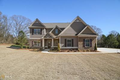 Fayette County Single Family Home New: 125 Atkins Lane