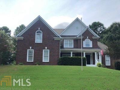 Winder Single Family Home For Sale: 118 Sunningdale Dr