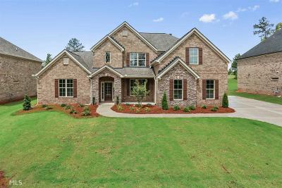 Fayette County Single Family Home New: 135 Atkins Lane