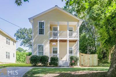Single Family Home New: 94 Ormond St