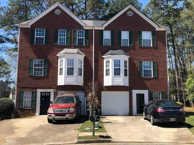 Lawrenceville Condo/Townhouse New: 3367 Merlot Pass