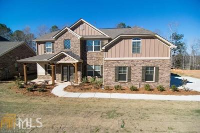 Fayette County Single Family Home New: 155 Atkins Lane