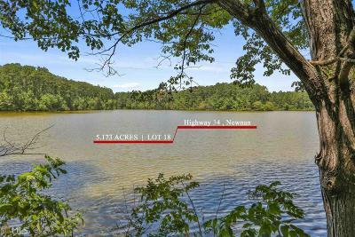 Newnan Residential Lots & Land For Sale: Highway 34 #Lot 18