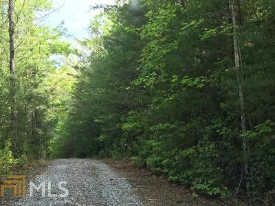 Blairsville Residential Lots & Land New: Owl Roost #9
