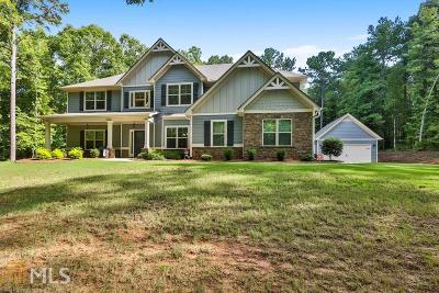 Senoia Single Family Home For Sale: 36 Edgewater Way