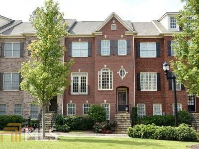Marietta Condo/Townhouse New: 573 Parkside Village Way NW