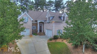 Lawrenceville Single Family Home New: 393 Olde Eastleigh Ct