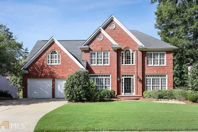 Marietta Single Family Home New: 4540 Rutherford Dr