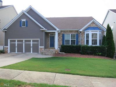 Lawrenceville Single Family Home New: 3216 Bridge Walk Dr