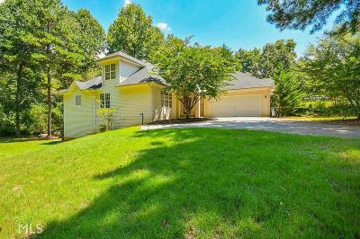 Fayette County Single Family Home New: 125 Quail Cove