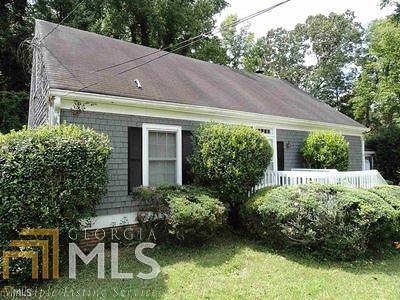 Stone Mountain Single Family Home New: 4773 Fellsridge Dr