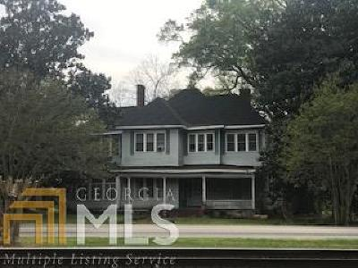 Clayton County Single Family Home New: 162 S Main