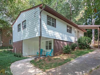 Decatur Single Family Home New: 3026 Flamingo Dr