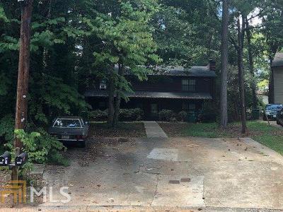 Smyrna Multi Family Home New: 1259 N Lea Ct