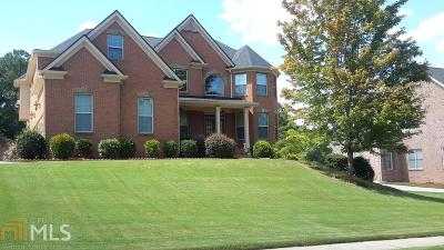 Lawrenceville Single Family Home New: 1176 Upper Shoal Way