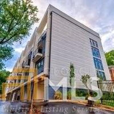 Condo/Townhouse New: 910 Ponce De Leon Avenue NE #3