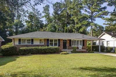 Decatur Single Family Home New: 2419 Hunting Valley Dr
