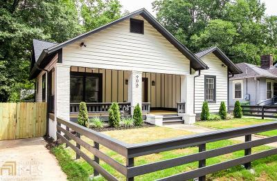 Single Family Home New: 906 Westmont Road SW