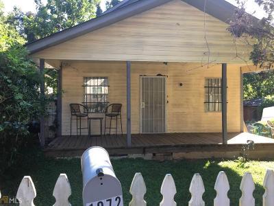 Single Family Home New: 1072 White Oak Ave