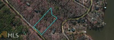 Butts County, Jasper County, Newton County Residential Lots & Land For Sale: Bear Creek Marina Rd