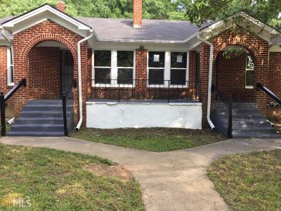Multi Family Home New: 2280 Dauphine