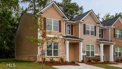Lithonia GA Condo/Townhouse New: $141,400