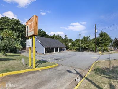 Decatur Commercial New: 2059 Candler Road