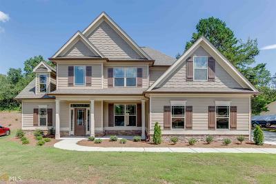 Gainesville Single Family Home New: 3121 Shelter Cv